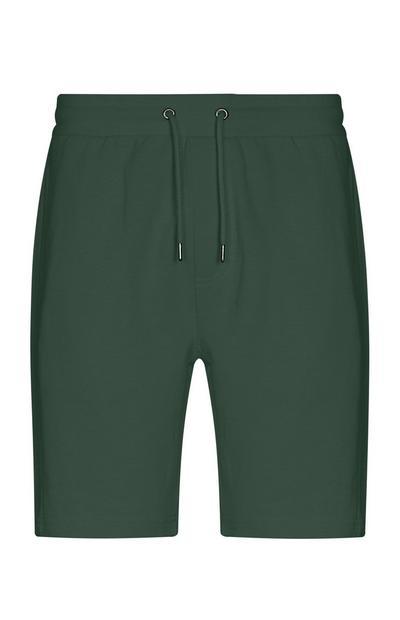 Khakifarbene Shorts
