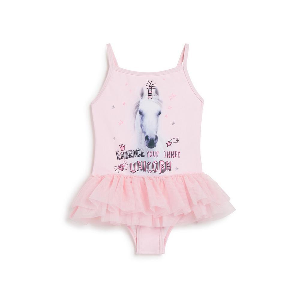 60% günstig sale jetzt kaufen Badeanzug mit Einhorn-Motiv (kleine Mädchen) | Mode für ...