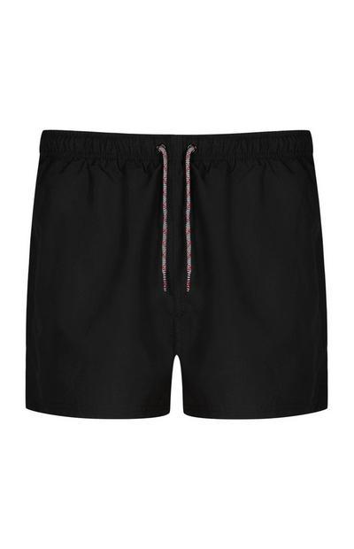Black Swim Short
