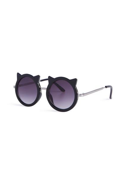 Sonnenbrille mit Katzenohren