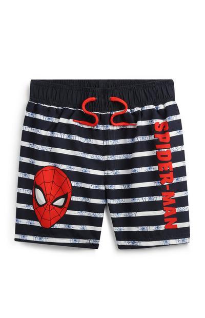 """Spiderman"" Shorts"