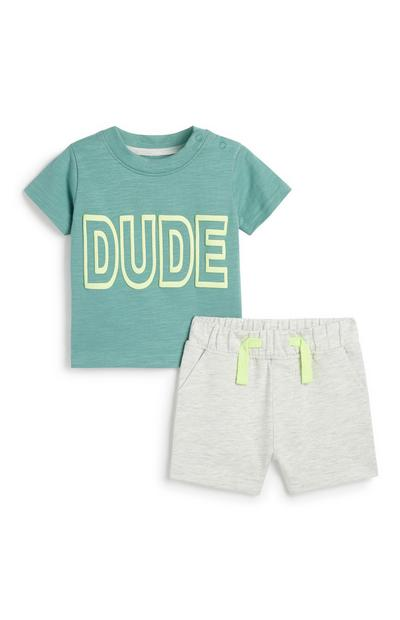 2-teiliges Outfit-Set für Babys (J)