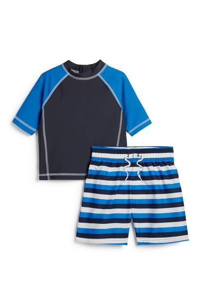 Sonnenschutz-Outfit (kleine Jungen)