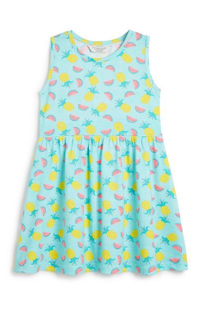 Jersey-Kleid (kleine Mädchen)