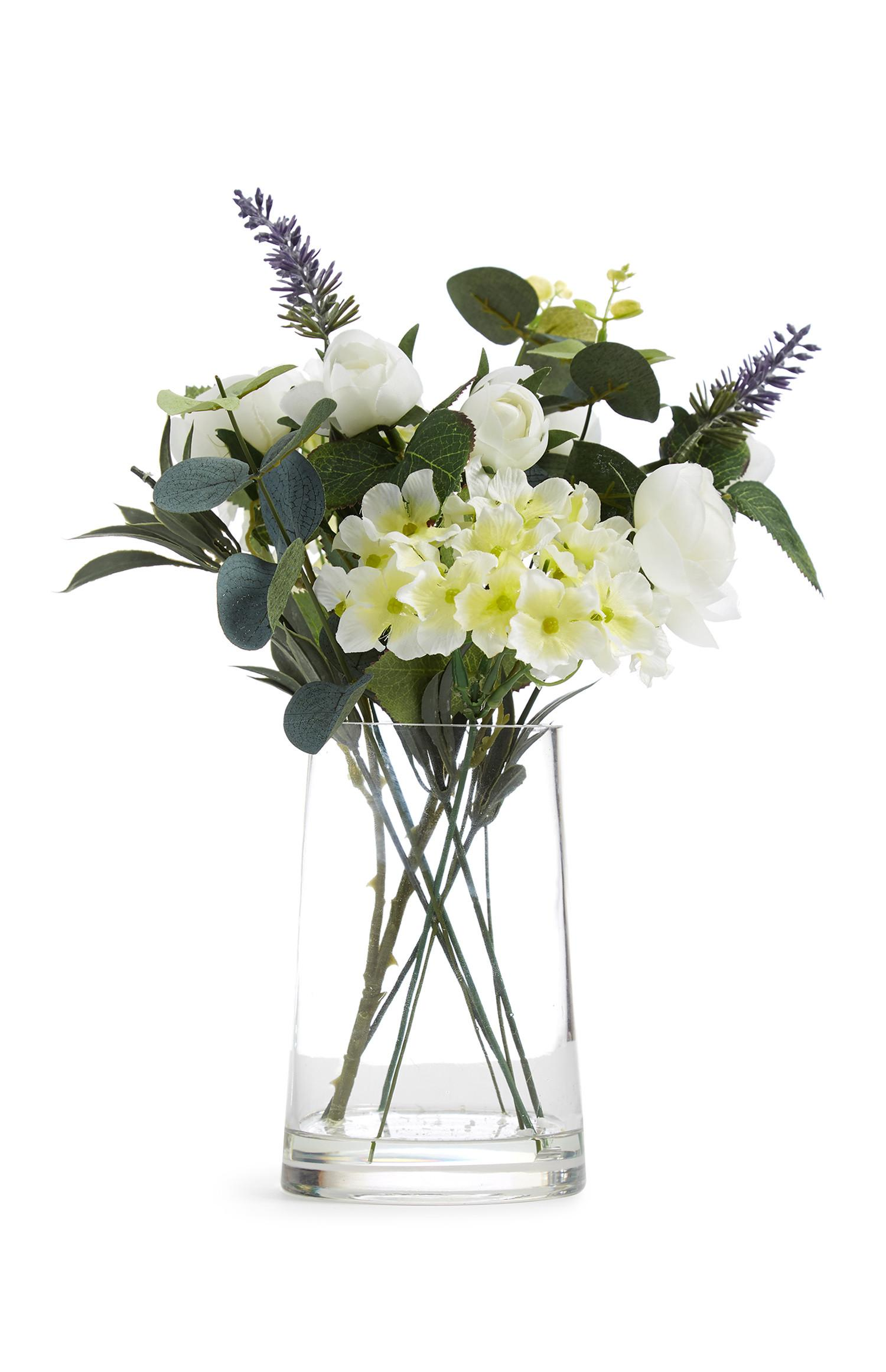 Large Mixed Flowers Vase  sc 1 st  Primark & Large Mixed Flowers Vase | Accessories | Homeware | Categories ...