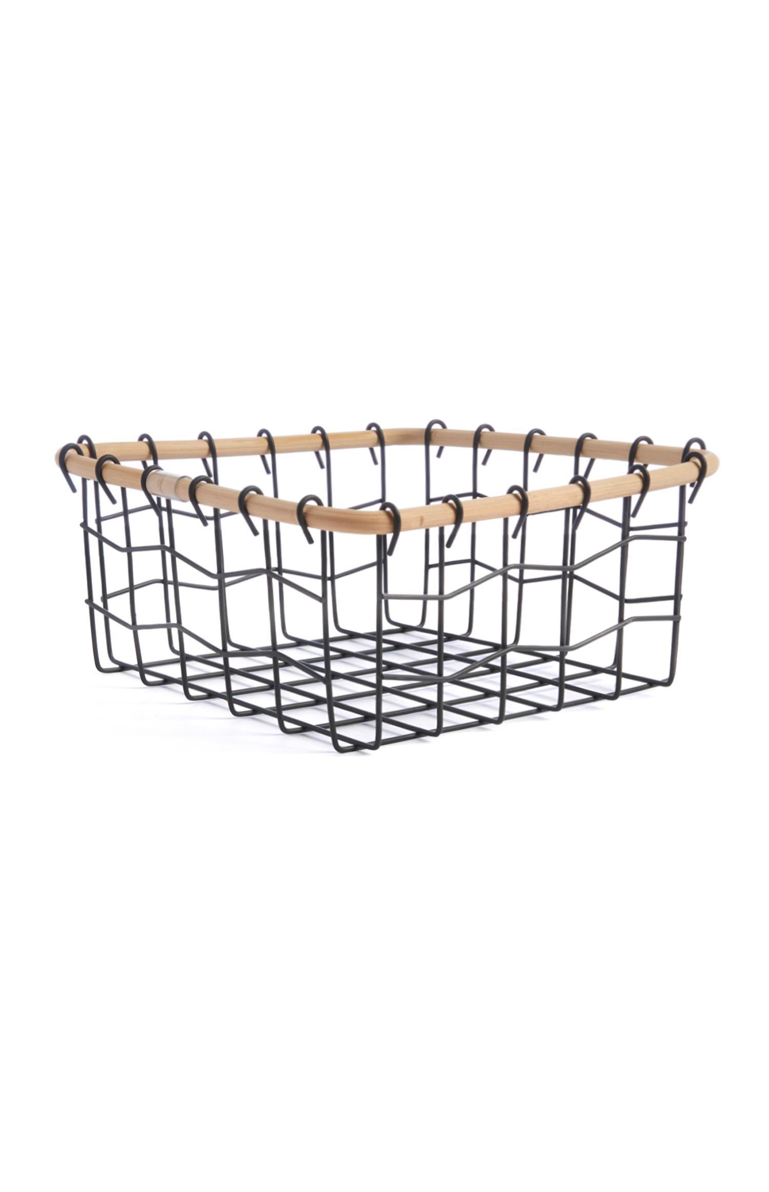 Small Wire Basket | Storage | Homeware | Categories | Primark UK