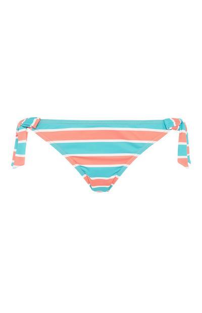 Stripe Bikini Brief