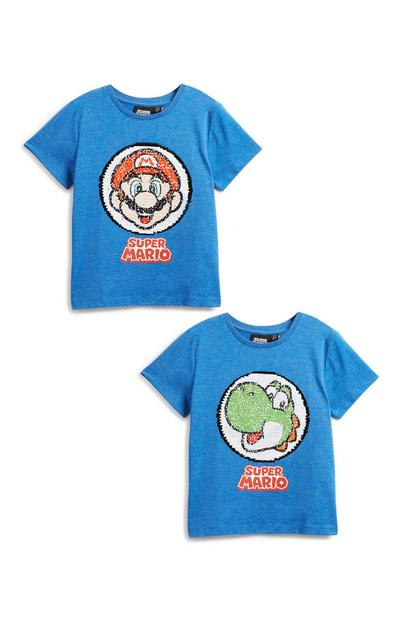 Younger Boy Mario T-Shirt