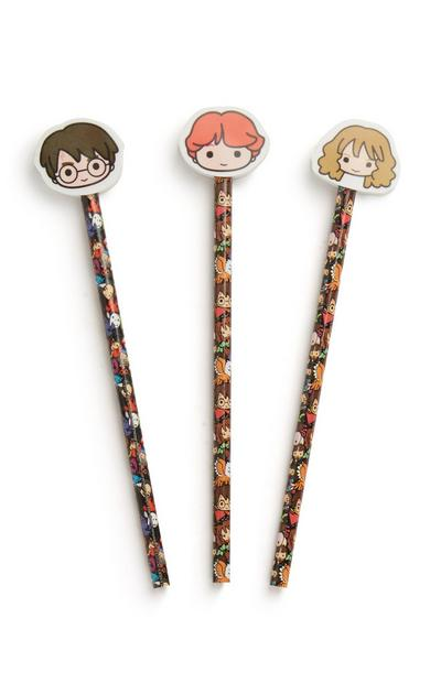 """Harry Potter"" Bleistift, 3er-Pack"