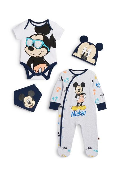"4-teiliges ""Micky Maus"" Outfit-Set"