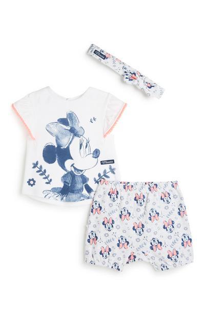 "3-teiliges ""Minnie Maus"" Outfit-Set"