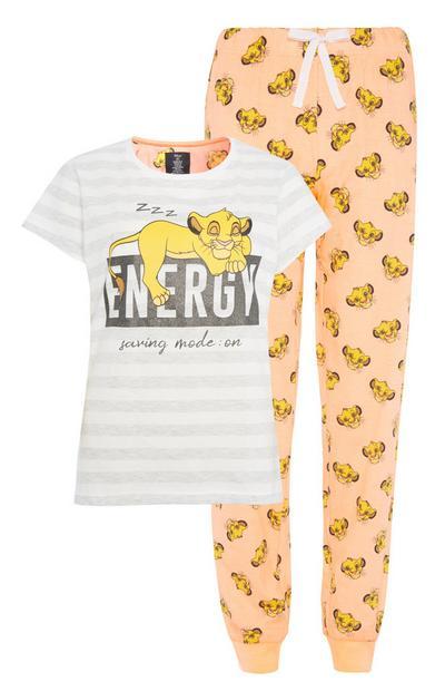 Lion King Pyjama Set