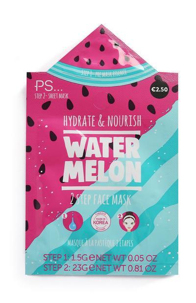 """""""Watermelon"""" Gesichtsmaske"""