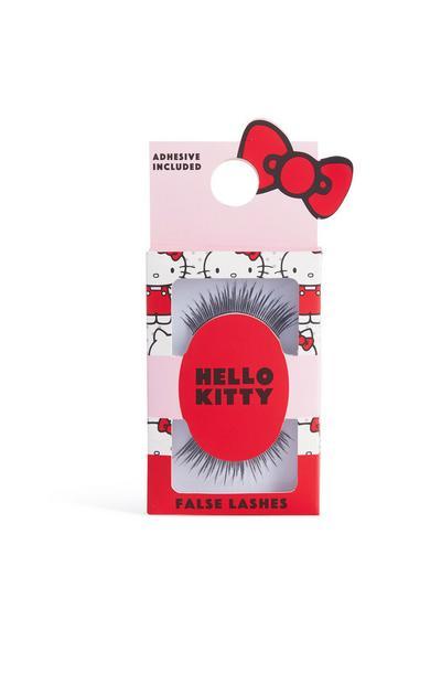 """Hello Kitty"" Wimpern"