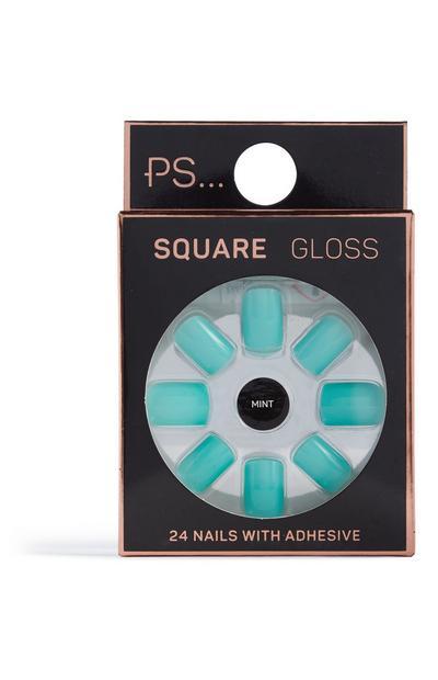 Quadratische Nägel