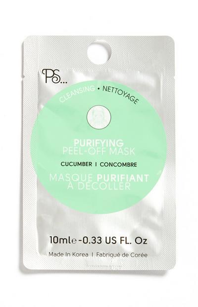 Peel-off-Maske