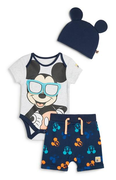"""3-teiliges """"Micky Maus"""" Outfit-Set"""