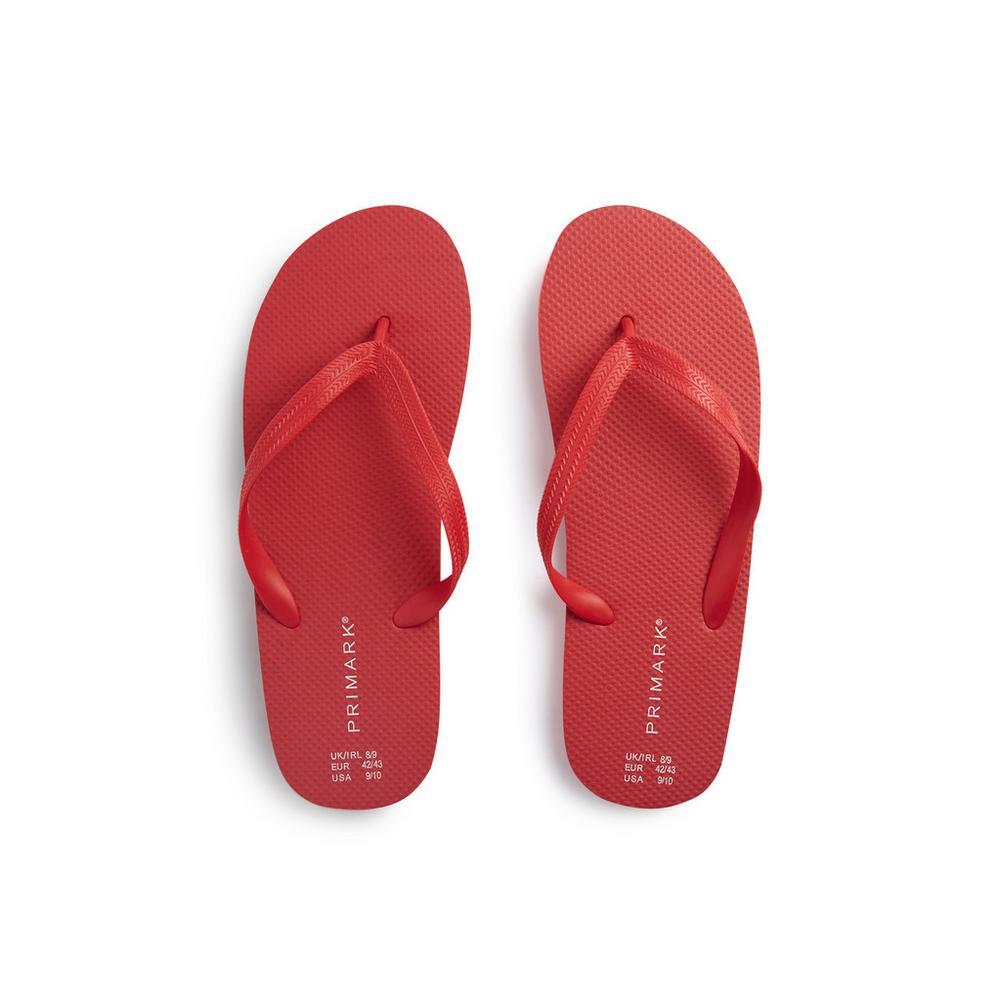 a0c3d11f30 Rote Flipflops | Schuhe | Herren | Kategorien | Primark Deutschland