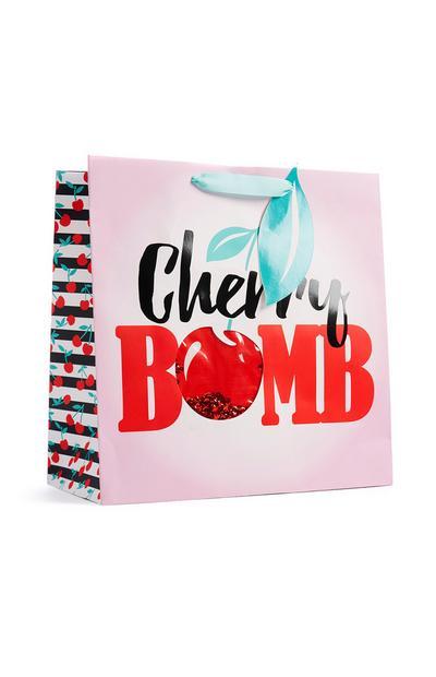 Cherry Gift Bag