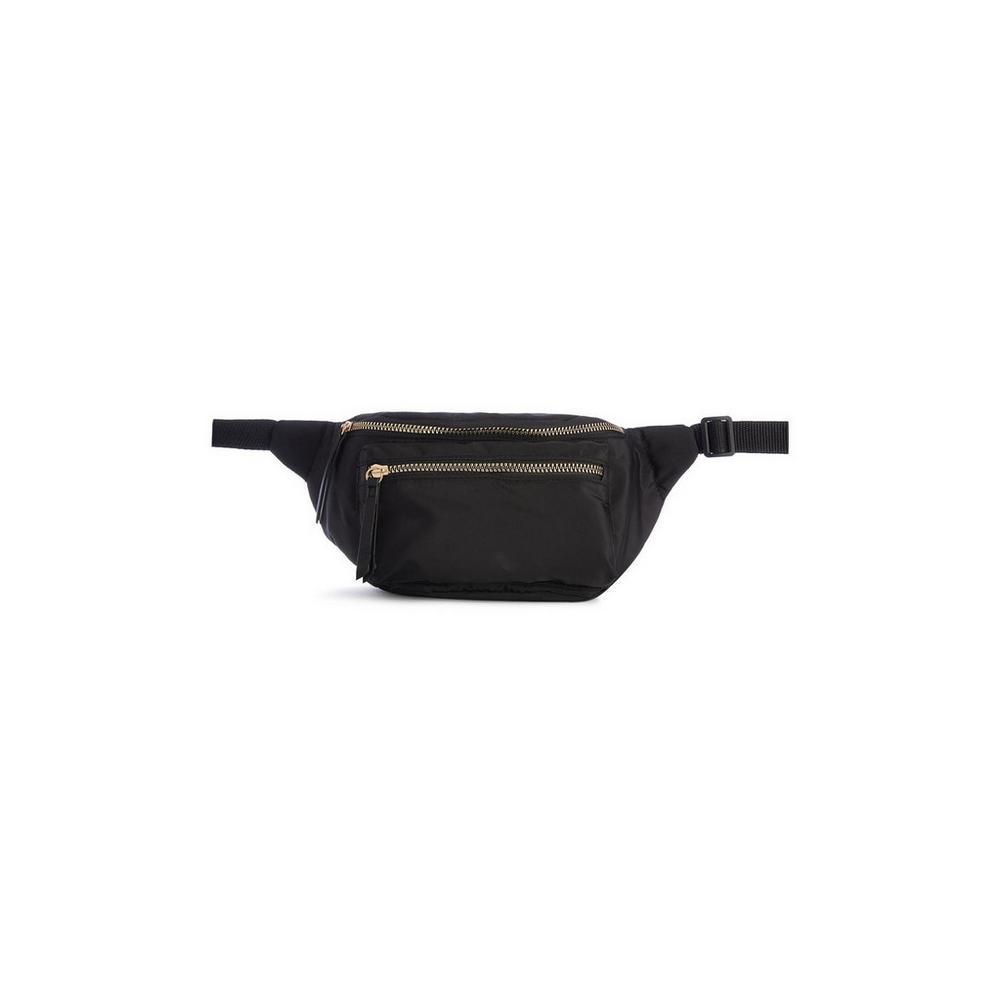 beste Angebote für noch eine Chance heiße neue Produkte Schwarze Nylon-Gürteltasche | Taschen Portemonnaies ...
