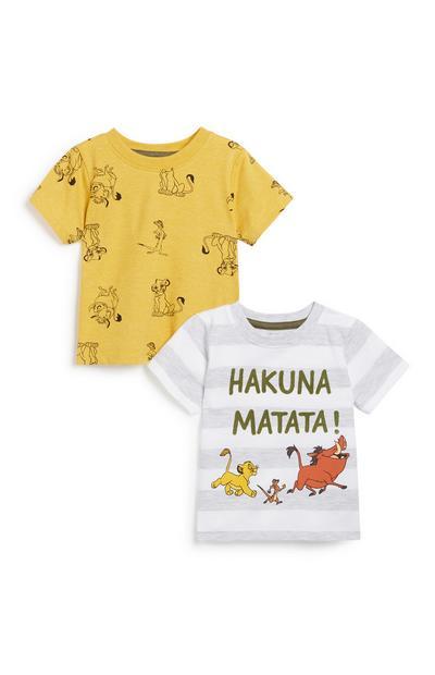 T-Shirts für Babys (J), 2er-Pack