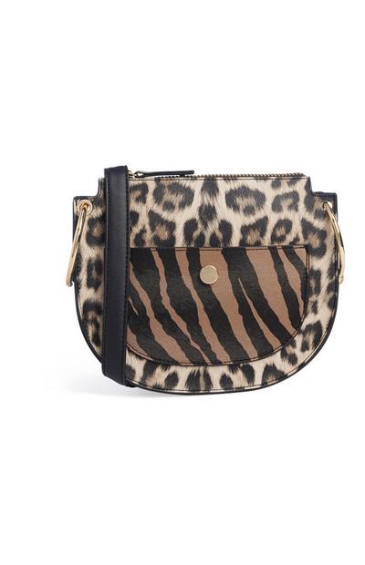 Tasche mit Animalprint