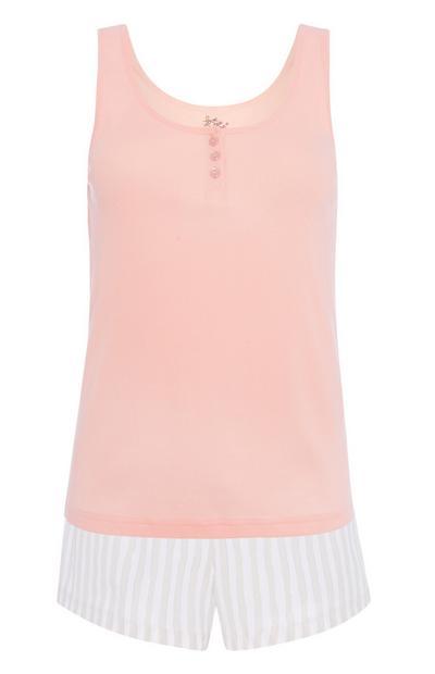 Rosa Pyjamaset