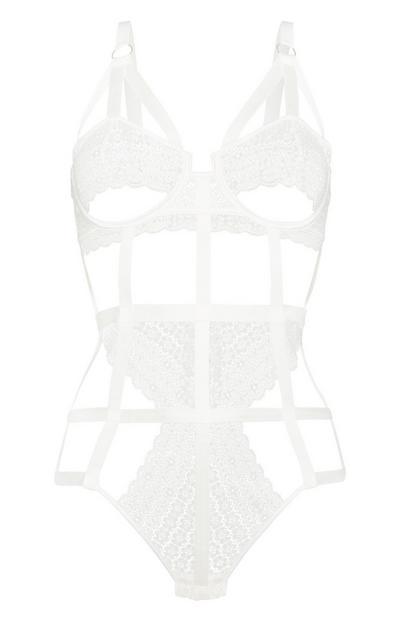 Ivory Bodysuit
