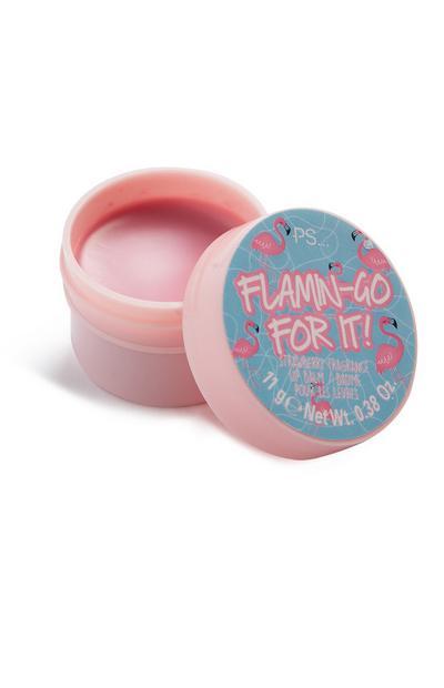 Flamingo Lip Balm