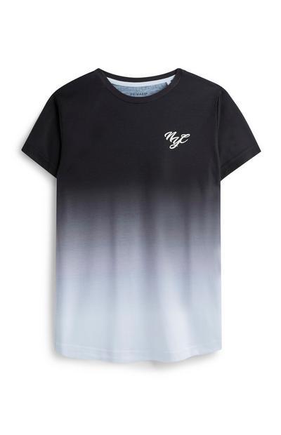 T-Shirt im Ombré-Look (Teeny Boys)