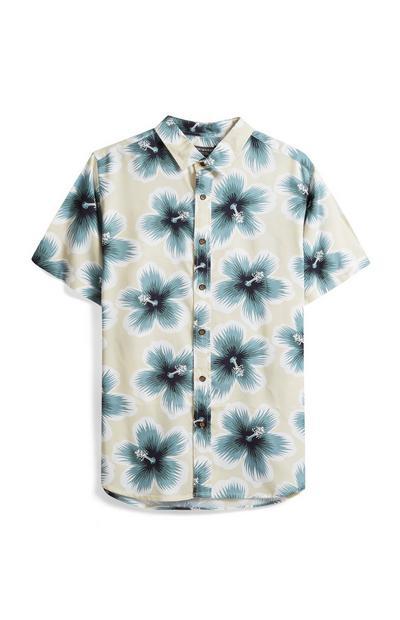 Hemd mit Blumenprint