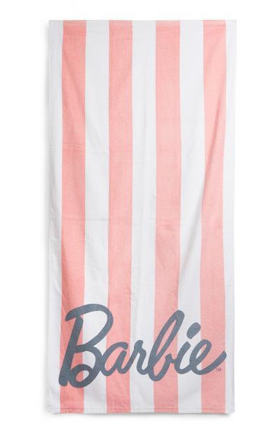 Barbie Towel
