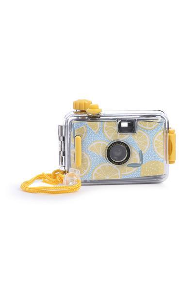Spritzwassergeschützte Kamera