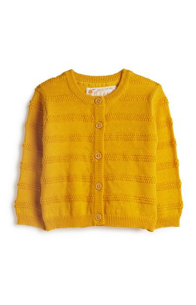 Baby Girl Knitted Cardigan