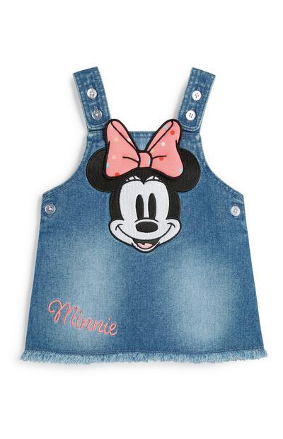 """""""Minnie Maus"""" Latzkleid für Babys (M)"""