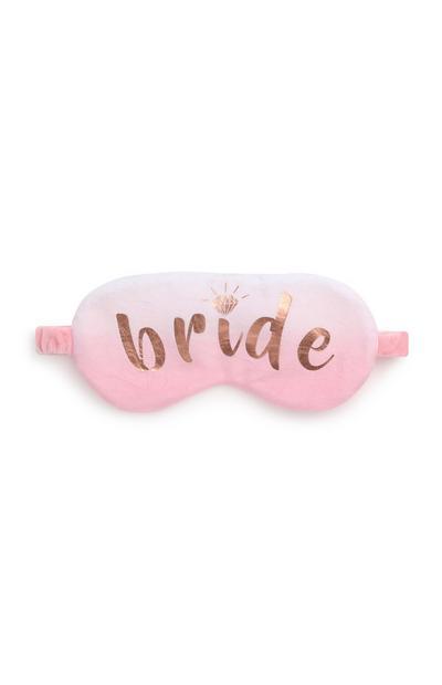 """""""Bride"""" Schlafmaske"""