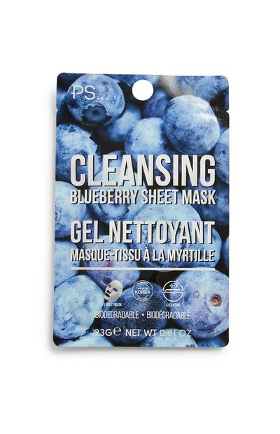 Blueberry Sheet Mask