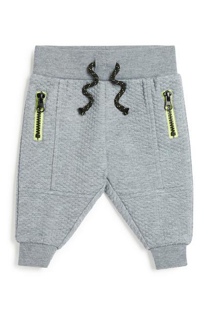 Baby Boy Grey Jogger