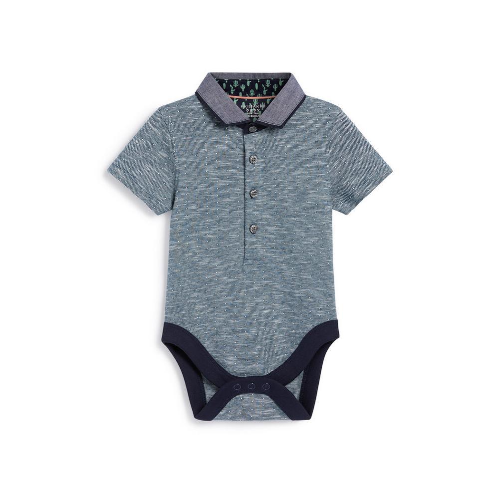 newborn-baby-boy-bodysuit by primark