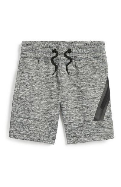 Graue Shorts (kleine Jungen)