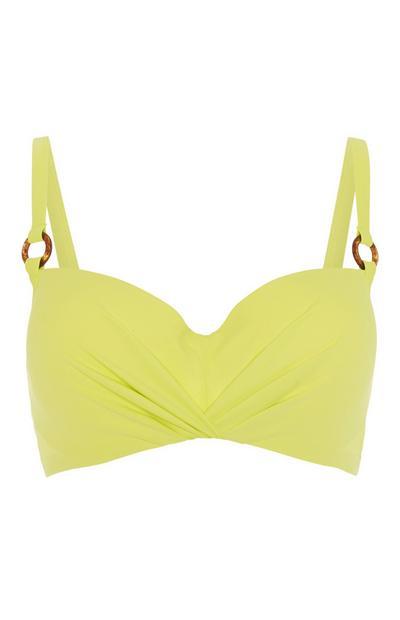 Fuller Figure Bikini Top