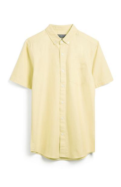 Gelbes Hemd