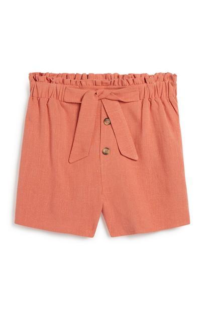 Shorts mit Gürtel (Teeny Girls)