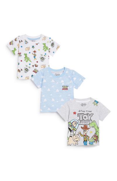 """""""Toy Story"""" T-Shirt, Babys (J), 3er-Set"""