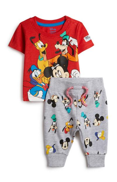 """Micky Maus"" Outfit für Babys (J), 2-teilig"
