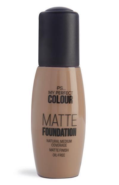 Mattierende Foundation in Nude