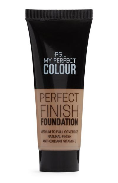 """Perfect Finish"" Foundation in Toffee"