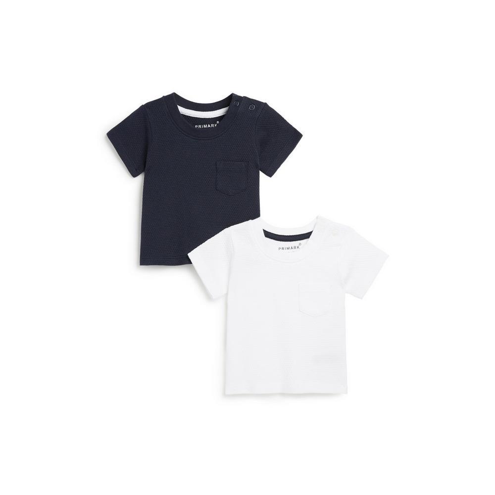 baby-boy-t-shirt-2pk by primark