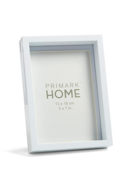 White Frame 5X7