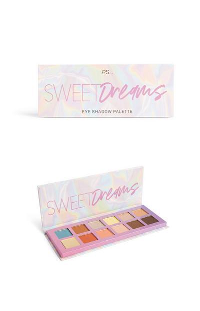 """""""Sweet Dreams"""" Lidschattenpalette"""
